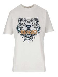 Kenzo - Tiger T-shirt in white