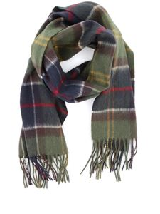 Barbour - Moresdale scarf in green