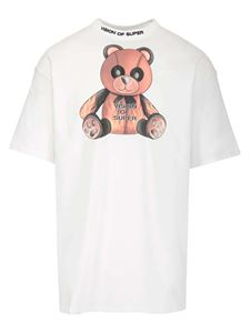 Vision Of Super - Pandy T-shirt in white