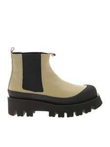 Paloma Barceló - Celine ankle boots in green