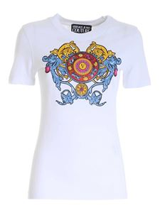 Versace Jeans Couture - Regalia T-shirt in white