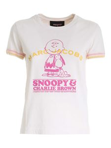Marc Jacobs  - Peanuts x Marc Jacobs t-shirt in white