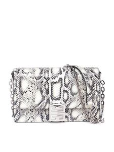 Givenchy - 4G crossbody bag in white and black