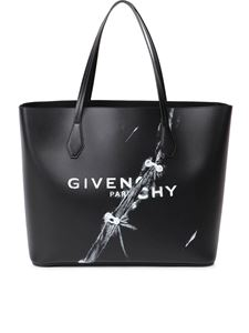 Givenchy - Wing shopping bag in black
