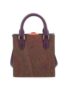 Etro - Clutch in stampa Paisley
