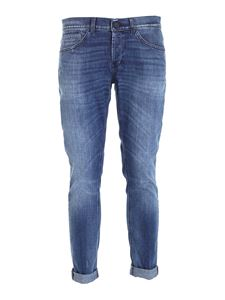 Dondup - George jeans in faded blue