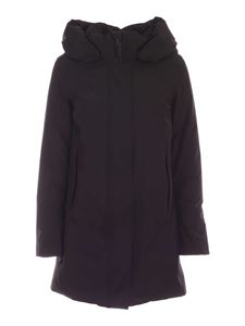 Woolrich - Marshall down jacket in black