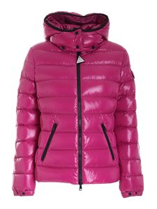 Moncler - Bady down jacket in cyclamen color