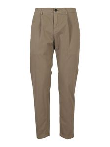 Department 5 - Cotton chino pants in beige
