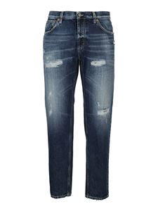 Dondup - Brighton jeans in blue