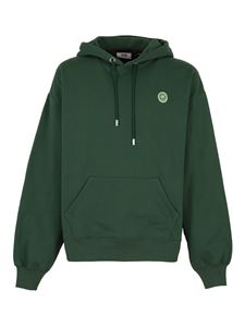GCDS - Candy hoodie in green