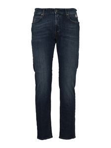 Roy Rogers's - Santin jeans in blue