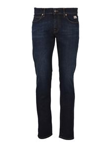Roy Rogers's - Pater jeans in blue