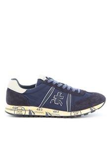 Premiata - Lucy 5310 sneakers in blue