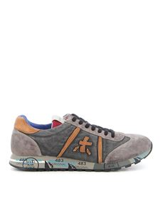 Premiata - Lucy 5312 sneakers in grey