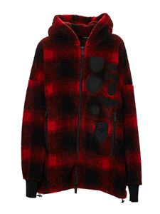 Dsquared2 - Tartan jacket in red and black