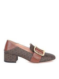 Bally - Janelle 40 pumps in brown