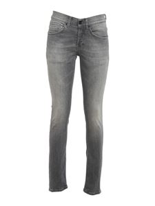 Dondup - George jeans in gray