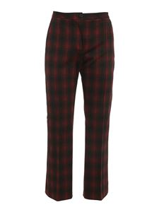 Pinko - Gaio 1 pants in red