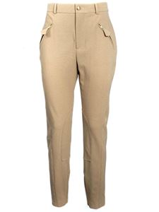 Moschino Boutique - Riding-style pants in beige