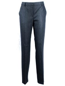 Moschino Boutique - Regular pants in gray
