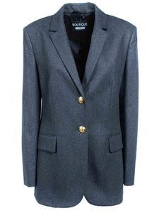 Moschino Boutique - Single-breasted jacket in grey