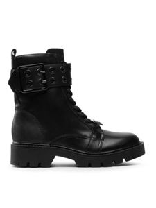 Guess - Riter 2 combat boots in black