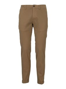 Re-HasH - Mucha trousers in brown