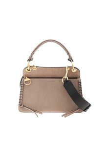 See by Chloé - Tilda bag in Motty Gray color