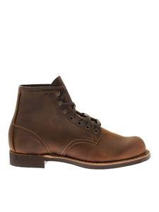 Red Wing shoes - Stivaletti 3343 marroni