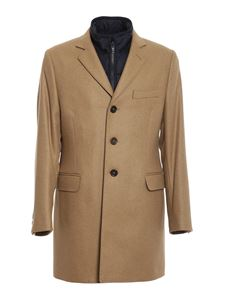 Fay - Double coat Easy color cammello