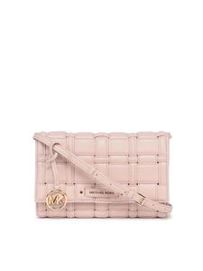 Michael Kors - Ivy large clutch in pink