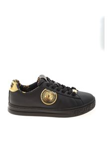 Versace Jeans Couture - Sneakers logo nere