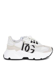Dolce & Gabbana - Sneakers Daymaster bianche