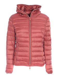 Save The Duck - Alexis down jacket in pink