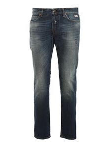 Roy Rogers's - Face jeans in blue