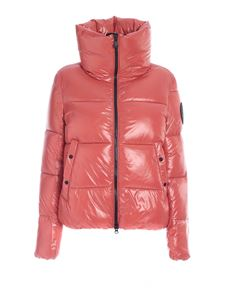 Save The Duck - Isla down jacket in pink
