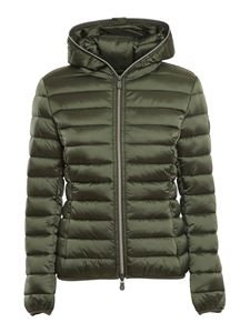 Save The Duck - Alexys padded jacket in green