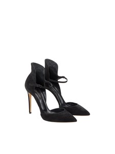 Casadei - suede pumps