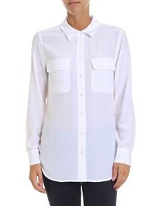 Equipment - White shirt with pockets