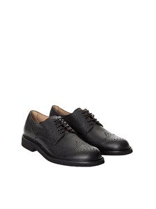 Tod's - Oxford leather shoes