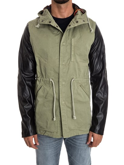 on sale c3350 8574c Parka in cotone