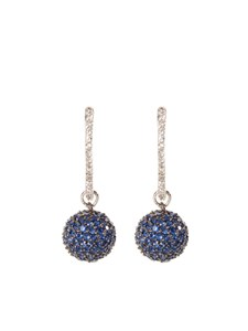 Collezione Venezia - EARRINGS WITH BLUE ZIRCONS