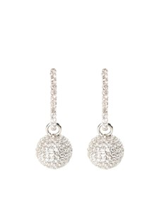Collezione Venezia - EARRINGS WITH WHITE ZIRCONS