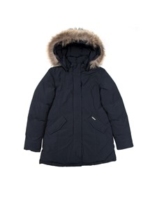 Woolrich - Hooded down jacket