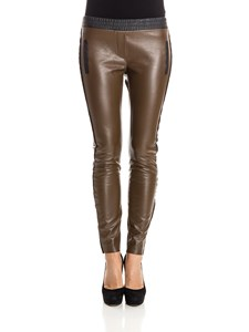 8PM - Eco-leather pants