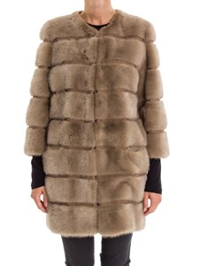 Simonetta Ravizza - fur coat