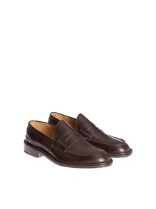 Tricker's - James loafer shoes