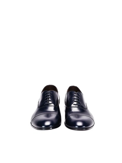 Green George - Leather oxford shoes