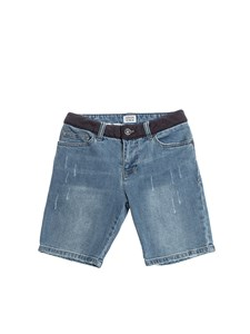 Armani Jr - 5 pockets bermuda